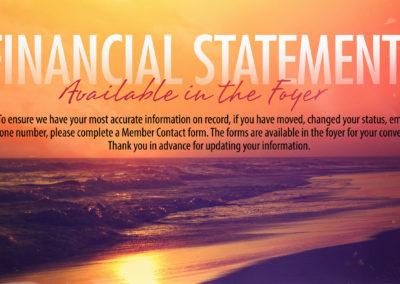FinancialStatement